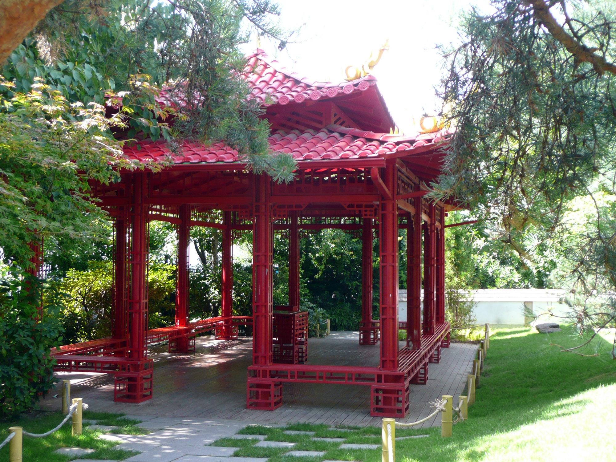 Semarelp zac collange - Jardin asiatique ...